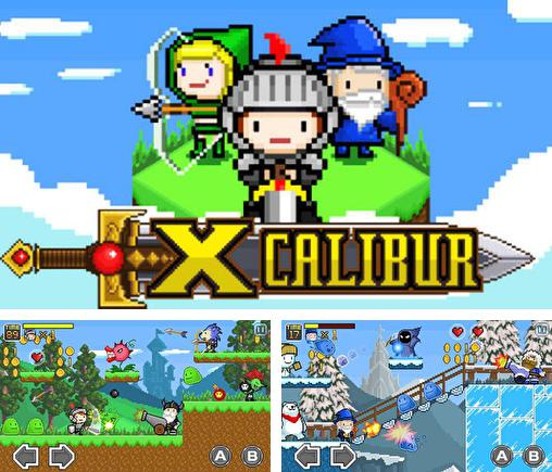 Zusätzlich zum Spiel Kizi Abenteuer für Android-Telefone und Tablets können Sie auch kostenlos Xcalibur: Fantasy knights. Action RPG, Xcalibur: Fantasy Ritter. Action RPG herunterladen.