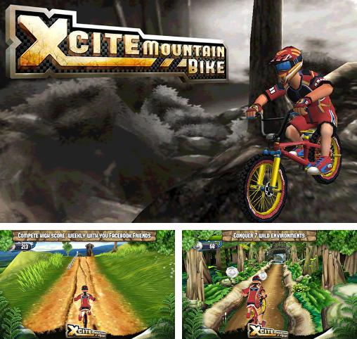 Xcite mountain bike