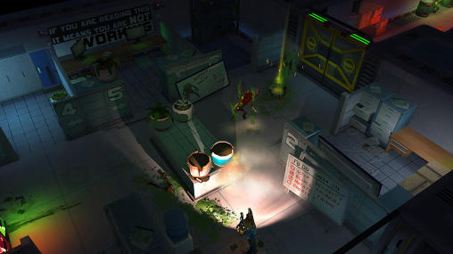 Xenowerk screenshot 3