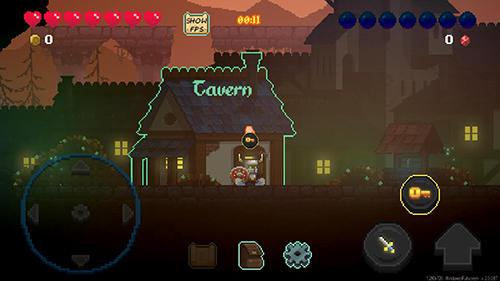 Xevorel screenshot 2