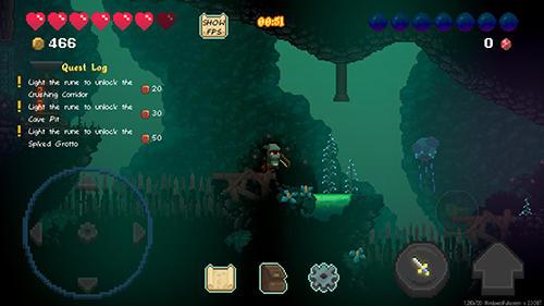 Xevorel screenshot 5