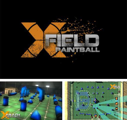 In addition to the game Fields of battle for Android phones and tablets, you can also download XField paintball 1 solo for free.