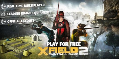 XField paintball 2 Multiplayer poster