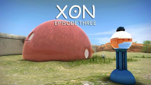 XON: Episode three poster
