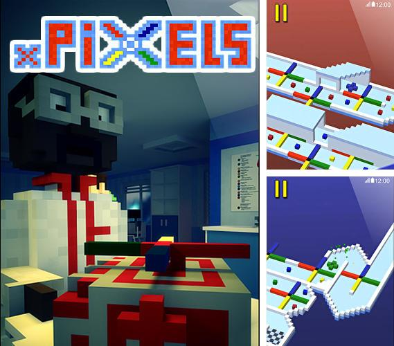 In addition to the game Pixel knight for Android phones and tablets, you can also download xPixels for free.