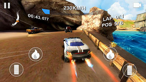 Xtreme hill racing screenshot 3