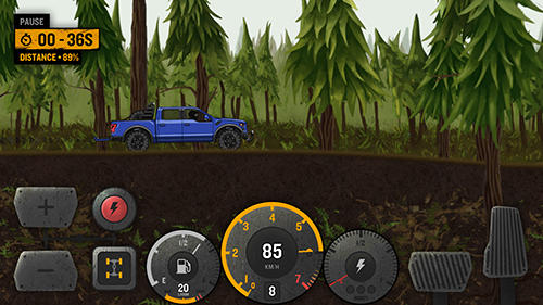 Kostenloses Android-Game Xtreme Offroad Racing Rally 2. Vollversion der Android-apk-App Hirschjäger: Die Xtreme offroad racing rally 2 für Tablets und Telefone.