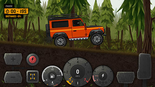 Screenshots do Xtreme offroad racing rally 2 - Perigoso para tablet e celular Android.