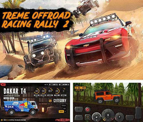 Xtreme offroad racing rally 2
