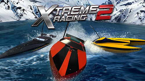 Xtreme racing 2: Speed boats poster