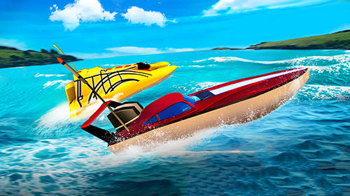 Xtreme racing 2: Speed boats screenshot 2