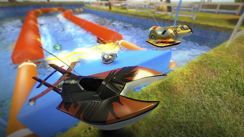Xtreme racing 2: Speed boats screenshot 3