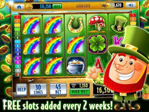 Leprechauns gold slot machine restaurants at mandalay bay resort and casino