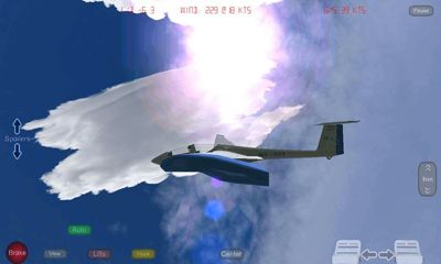 Screenshots of the Xtreme Soaring 3D for Android tablet, phone.