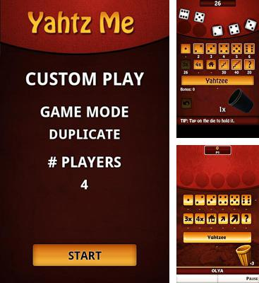 In addition to the game DiceShaker 3D PRO for Android phones and tablets, you can also download Yahtzee Me FREE for free.