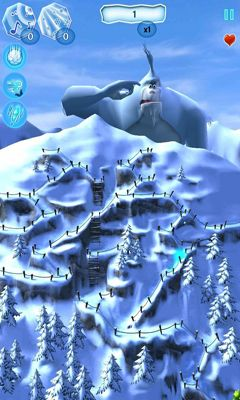 Download Yeti on Furry Android free game.
