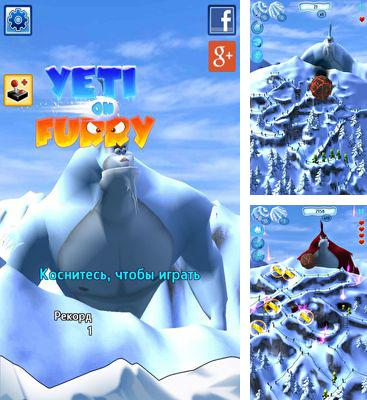 In addition to the game Prehistorik for Android phones and tablets, you can also download Yeti on Furry for free.