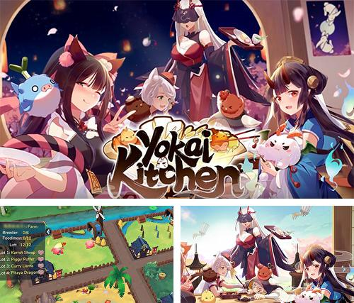 Yokai kitchen: Anime restaurant manage
