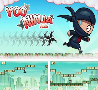 In addition to the game Paper toss for Android phones and tablets, you can also download Yoo Ninja Plus for free.