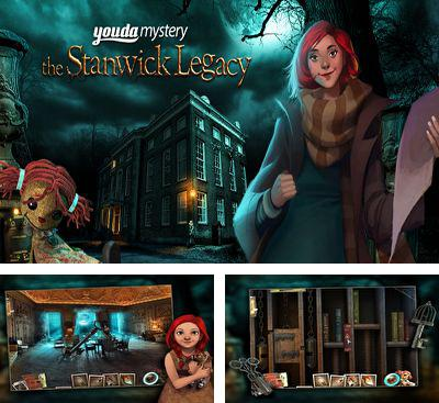 In addition to the game Stray Souls Dollhouse Story for Android phones and tablets, you can also download Youda Mystery Premium for free.