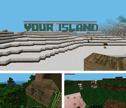 In addition to the game Block Story for Android phones and tablets, you can also download Your island: Craft for free.