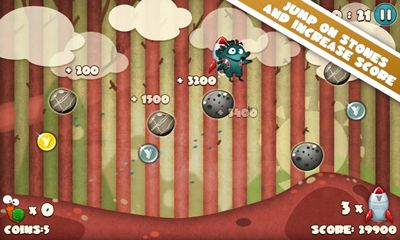 Download Yozhik Android free game.