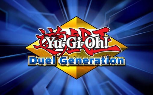Yu-gi-oh! Duel generation poster