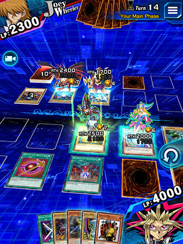 Screenshots von Yu-gi-oh! Duel links für Android-Tablet, Smartphone.