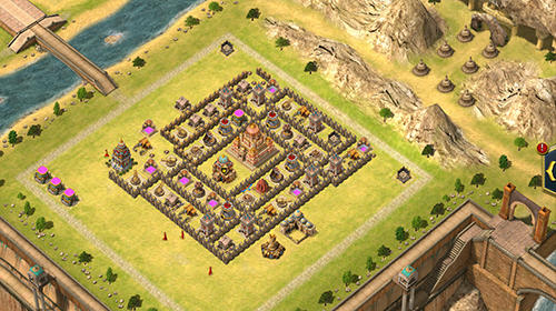 Screenshots von Yuddhbhoomi: The epic war land für Android-Tablet, Smartphone.