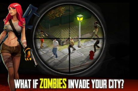 Jogue Z Hunter: War of the dead para Android. Jogo Z Hunter: War of the dead para download gratuito.