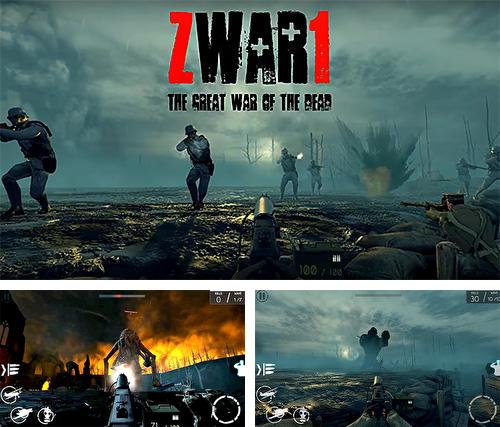 Z war 1: The great war of the dead