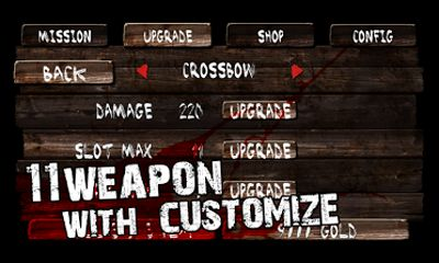 Screenshots of the Zalive - Zombie Survival for Android tablet, phone.