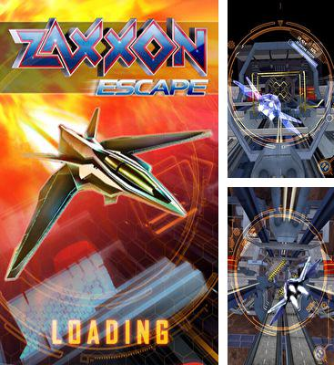In addition to the game Solar Warfare for Android phones and tablets, you can also download Zaxxon Escape for free.