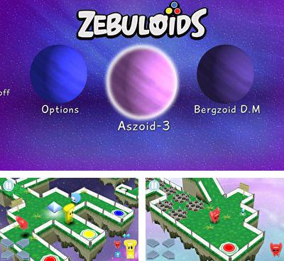 In addition to the game Wheels of Fury - Hidden Object for Android phones and tablets, you can also download Zebuloids for free.