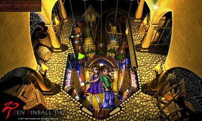 Download Zen Pinball THD 3D Android free game.
