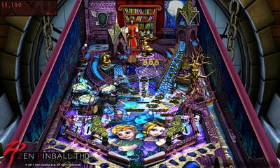 Get full version of Android apk app Zen Pinball THD 3D for tablet and phone.