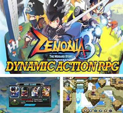 In addition to the game Zenonia 2: The Lost Memories for Android phones and tablets, you can also download ZENONIA 3. The Midgard Story for free.