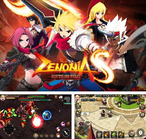 In addition to the game Zenonia 2: The Lost Memories for Android phones and tablets, you can also download Zenonia S: Rifts in time for free.