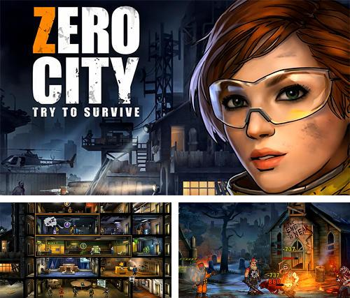 Zero city: Zombie shelter survival