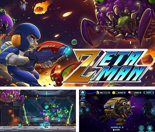 Zetta man: Metal shooter hero