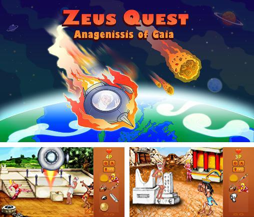 Zeus quest remastered: Anagenessis of Gaia