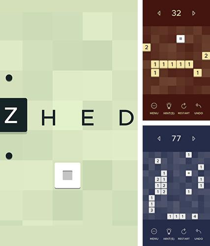 Zhed: Puzzle game