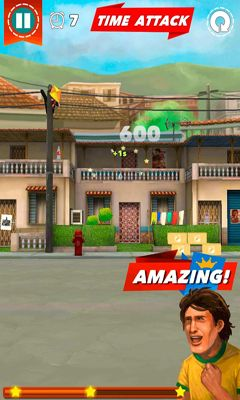 Zico The Official Game screenshot 5