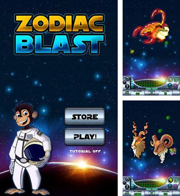 In addition to the game ZIP ZAP for Android phones and tablets, you can also download Zodiac Blast for free.
