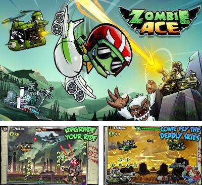 In addition to the game Angry Viking for Android phones and tablets, you can also download Zombie Ace for free.