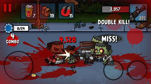 Zombie age 3 screenshot 2