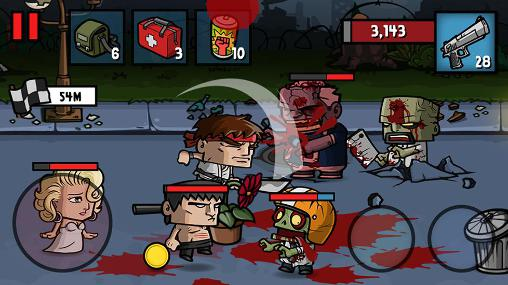 Zombie age 3 screenshot 5