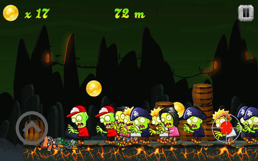 Zombie attack screenshot 2