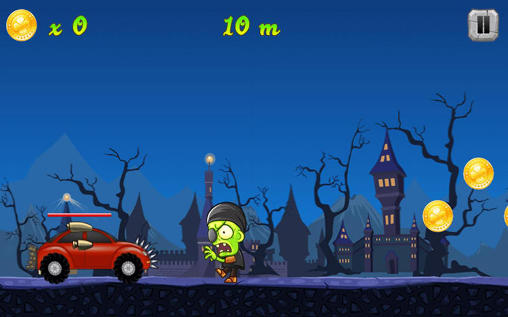 Screenshots von Zombie attack für Android-Tablet, Smartphone.