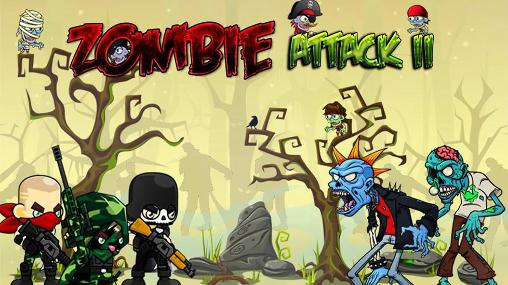 Zombie attack 2 poster